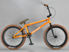Kush 2+ Orange - complete Mafia BMX Bike